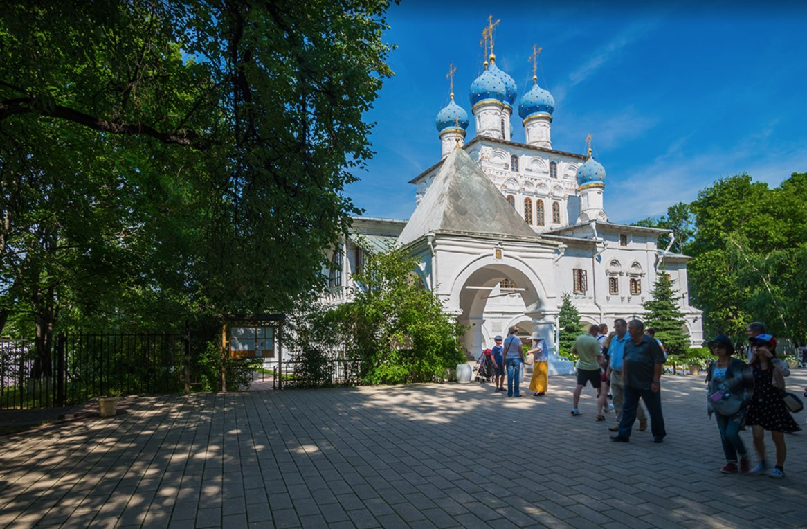 Church of Our Lady of Kazan in Kolomenskoye