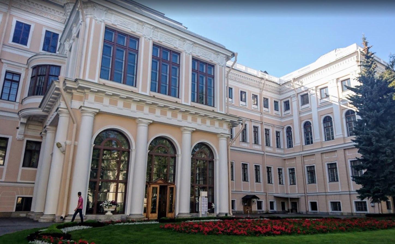 Palais Anichkov à Saint-Pétersbourg