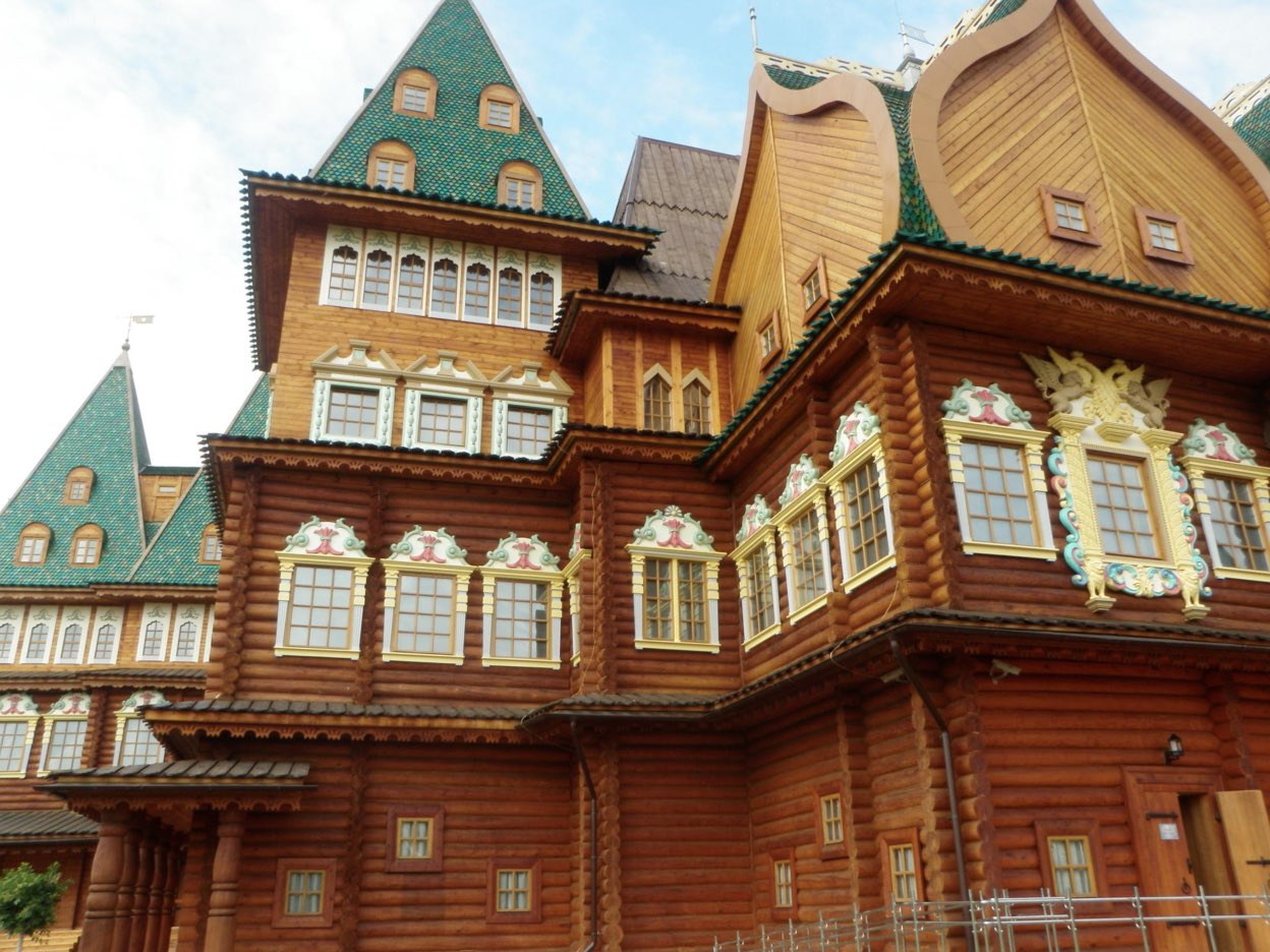 Wooden Palace of Tsar Alexis Mikhailovich 2