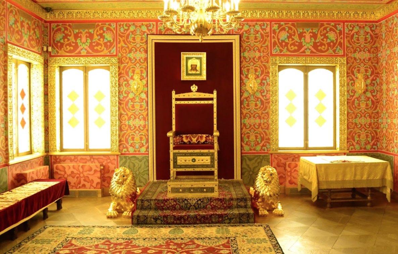Palazzo di legno dello zar Alexis Mikhailovich - Interno 2