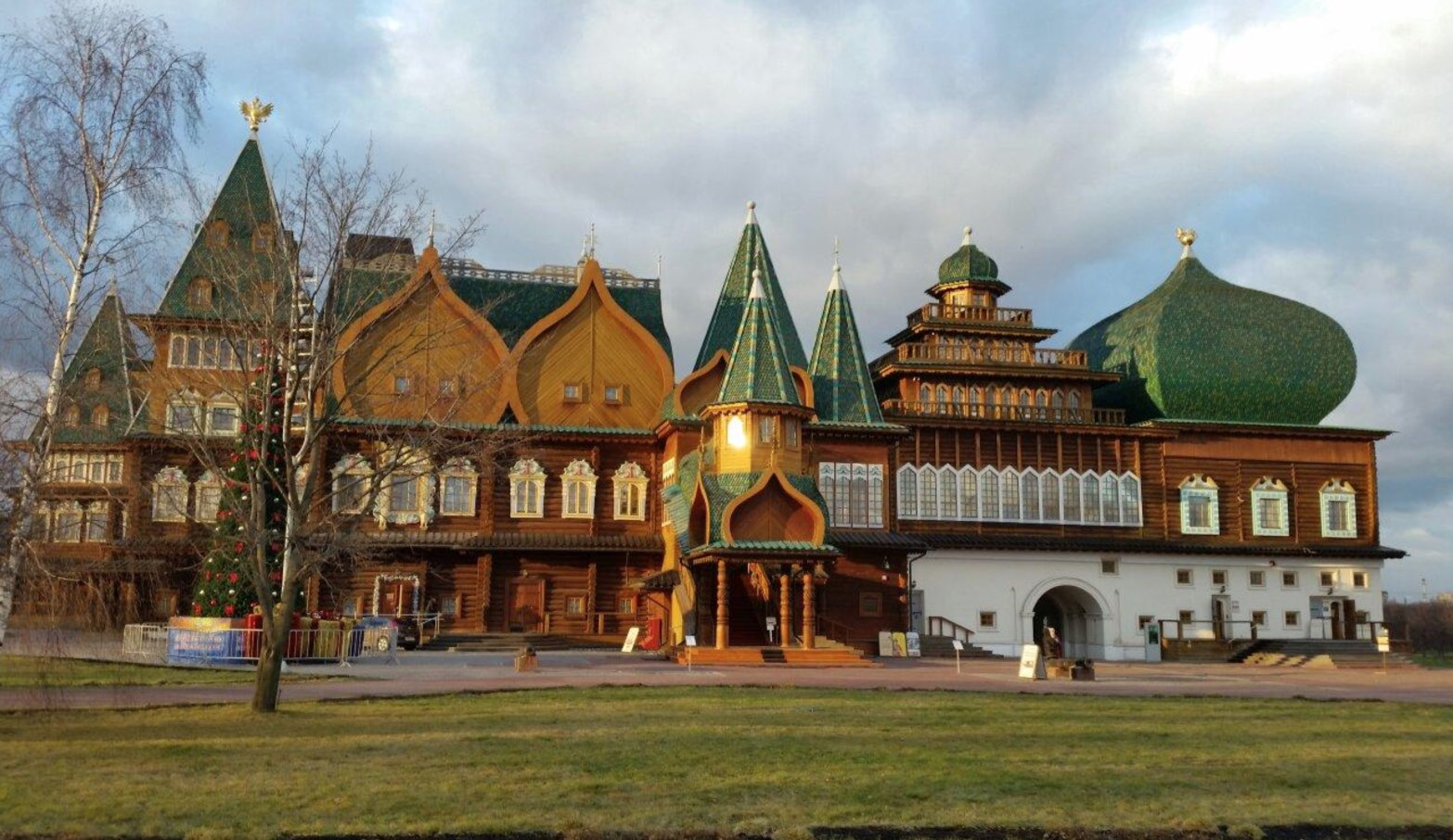 Wooden Palace of Tsar Alexis Mikhailovich