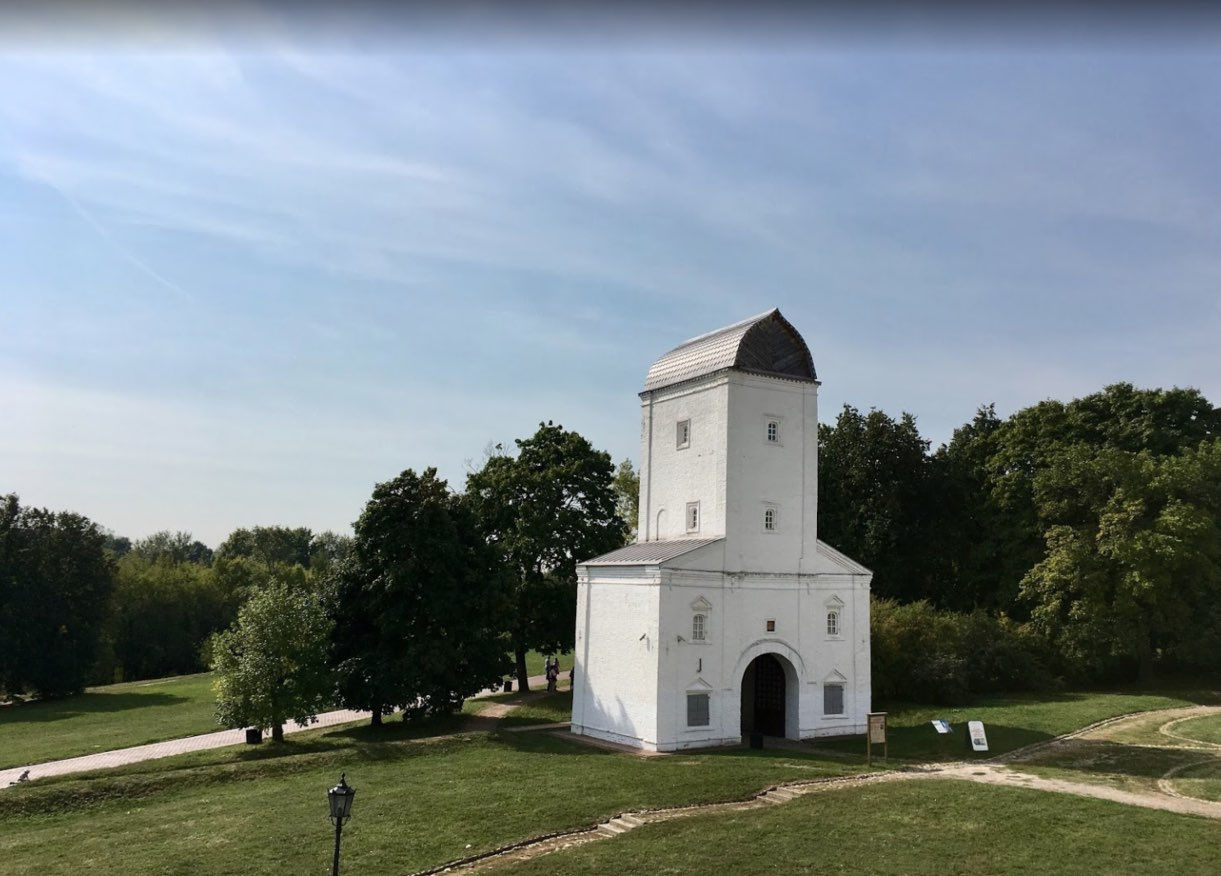 Château d'eau à Kolomenskoye
