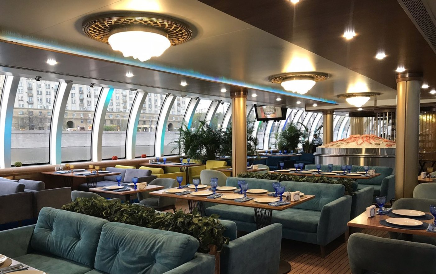 Flotilla Radisson Boats - Interior 2