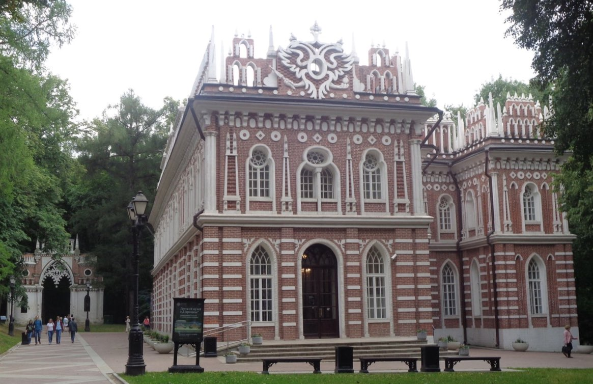 PMiddle Palace - Opera House - Tsaritsyno