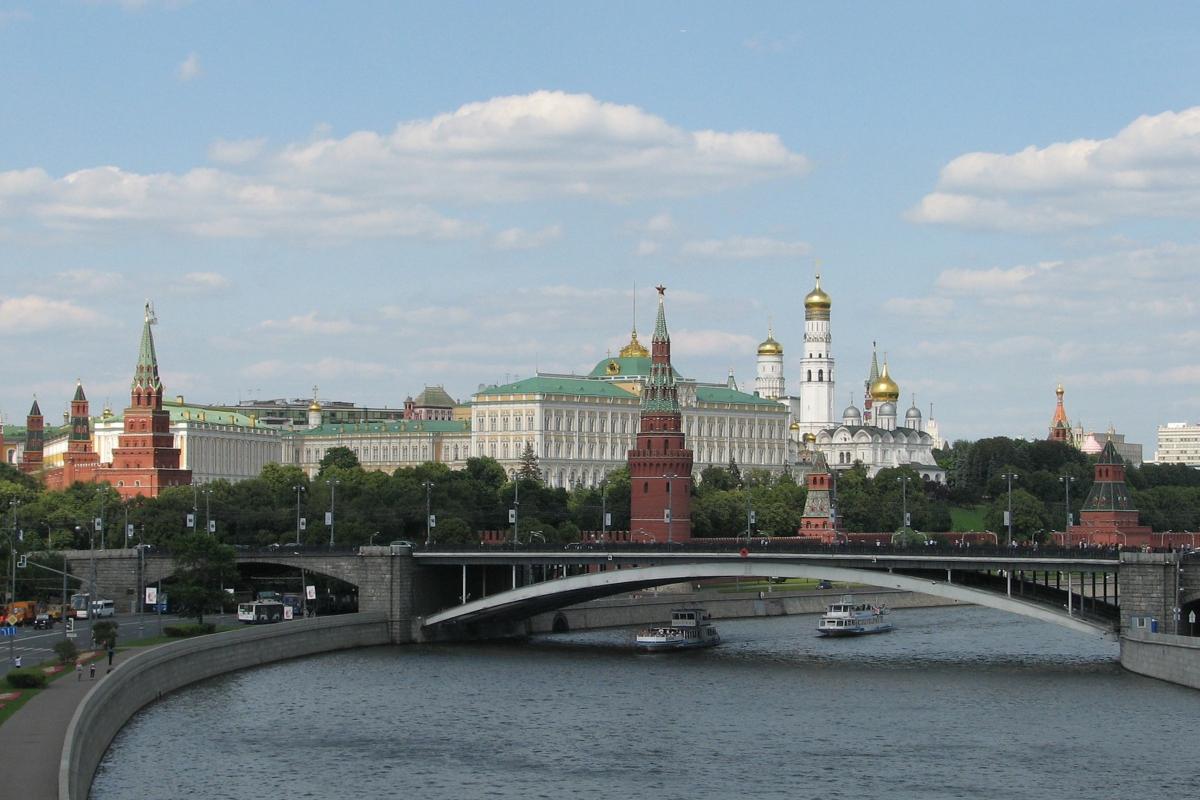 Bolshoi Kamenny Bridge