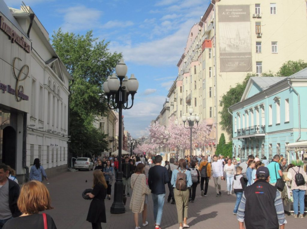 Appartamento commemorativo del museo Pushkin