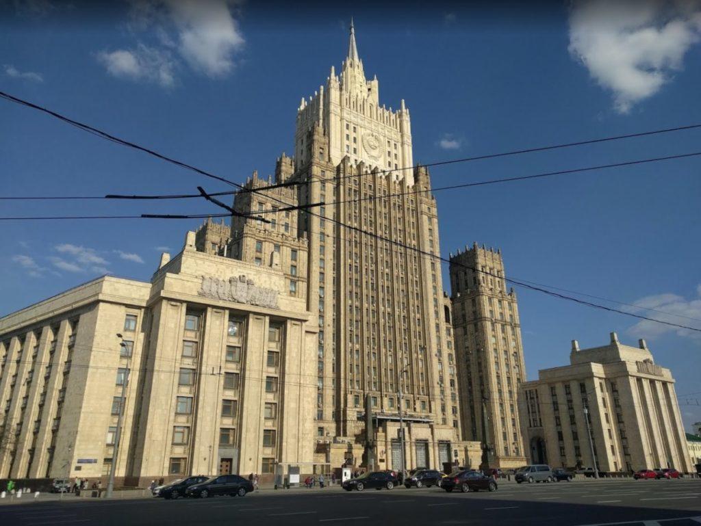 Ministero degli affari esteri russo