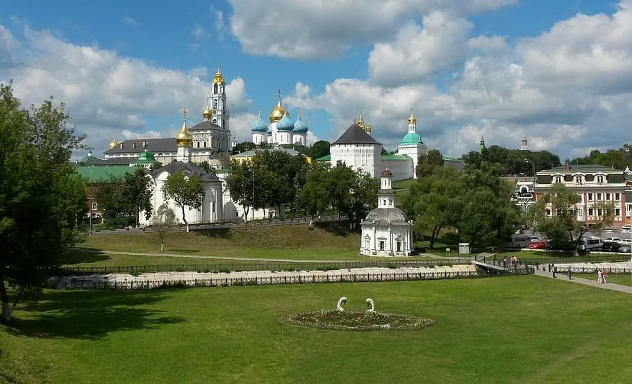 Sergiyev Posad Monastery