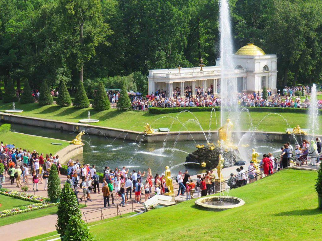 St Petersburg Peterhof