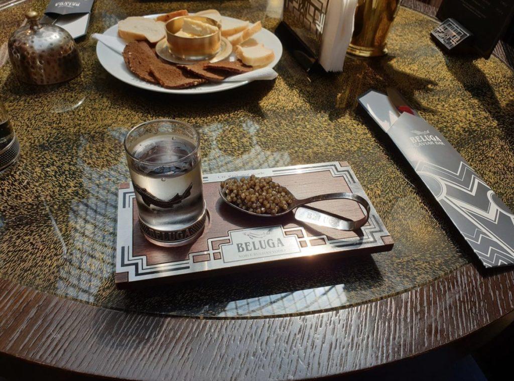 Beluga Caviar Bar 2