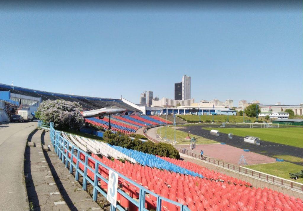 Stade Izmaylovo