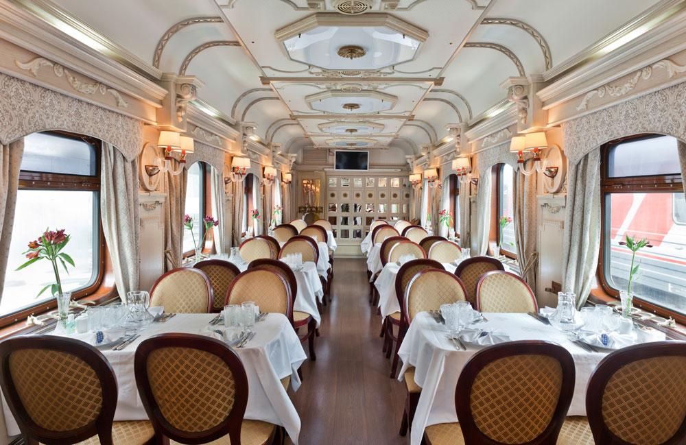 Golden Eagle Train 1