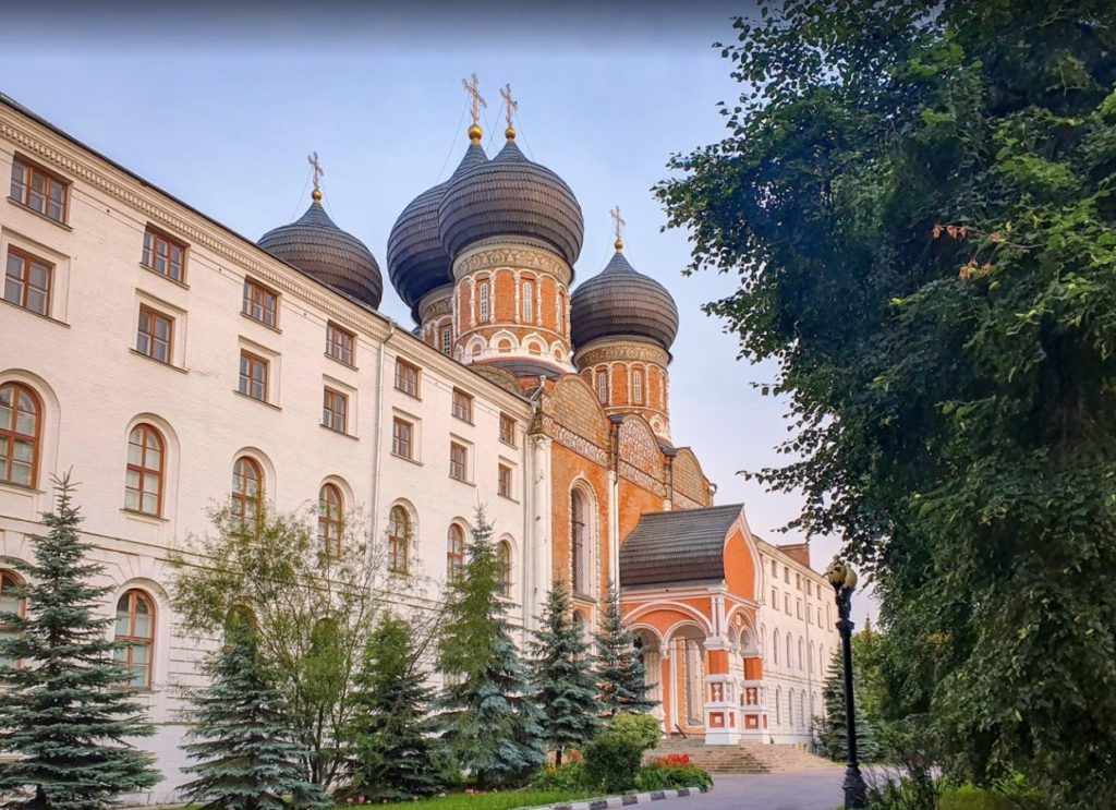 Khram Pokrova Presvyatoy Bogoroditsy - Izmaylovo museum reserve
