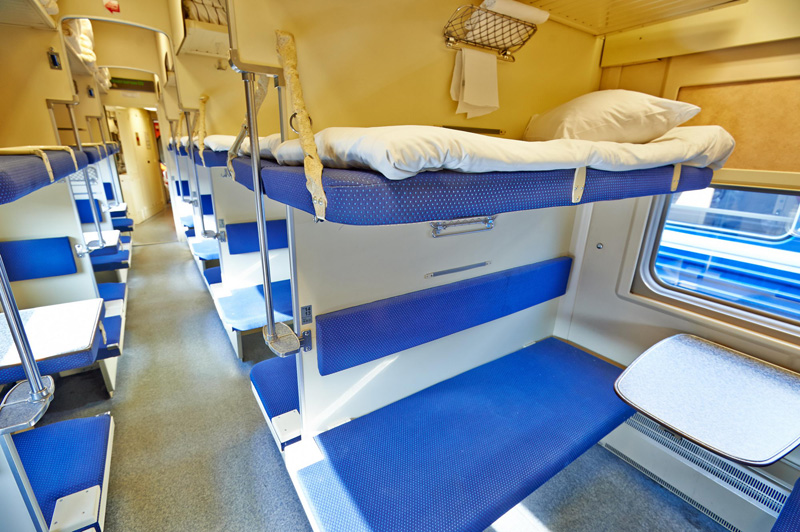 Artika Train - Bunk Beds