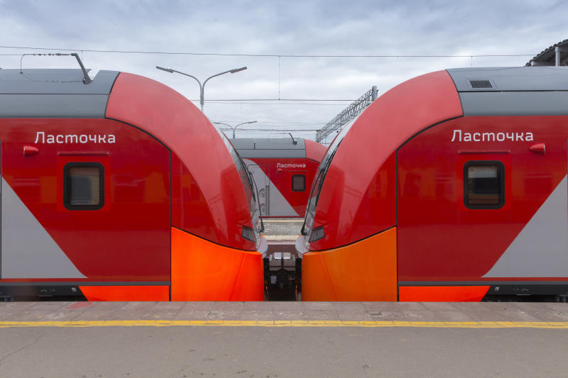 Train Lastochka