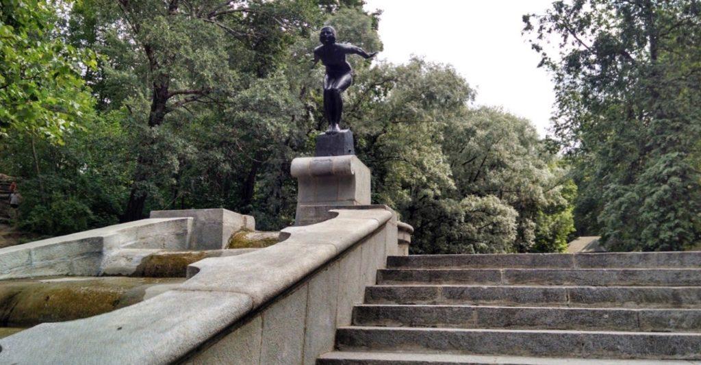 Bather Fountain 1