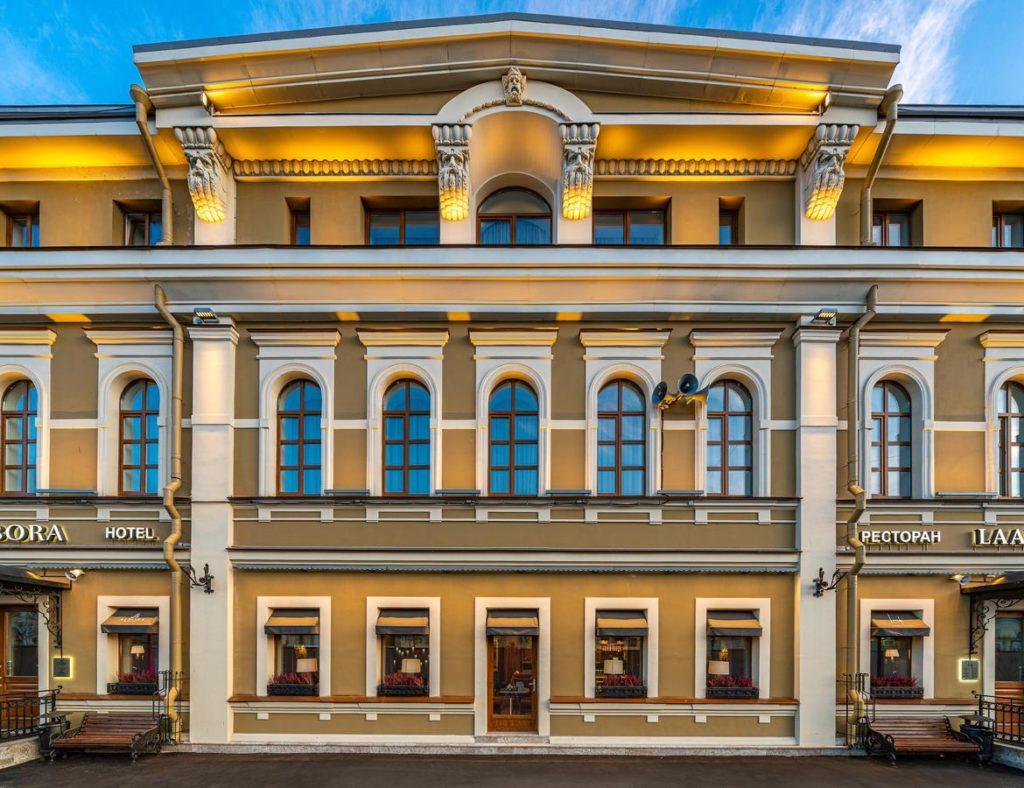 Il miglior hotel di San Pietroburgo - Boutique Hotel Albora
