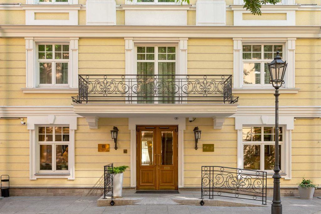 Garden Street Hotel San pietroburgo