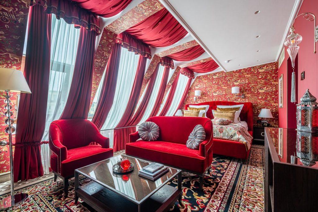 Albora Hotel a San Pietroburgo - Interno