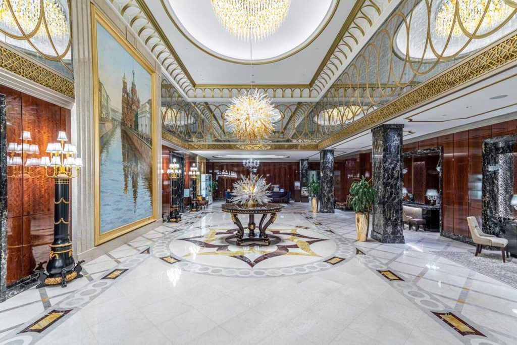 Lotte hotel san pietroburgo