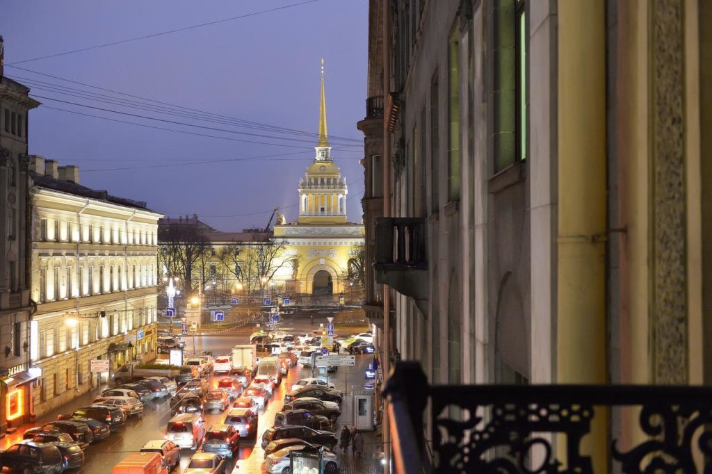 Tuchkov Hotel Saint Petersburg
